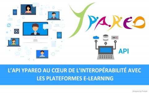 L'API YPAREO au cœur de l'interopérabilité avec les plateformes e-learning