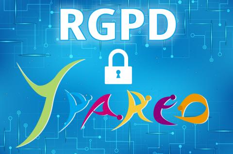 RGPD et logiciel de gestion organisme de formation YPAREO - solution YMAG