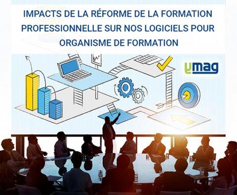 YMAG reforme formation professionnelle editeur de logiciel d'organisme de formation