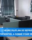 plan reprise activite presentiel editeur de logiciel YMAG