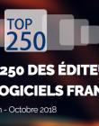 YMAG top 100 éditeur catégorie logiciels sectoriels Français